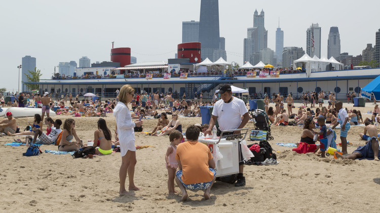 Study shows Chicago is friendliest city for tourists in U.S.