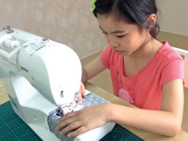 Back To School Kids Sewing Workshop