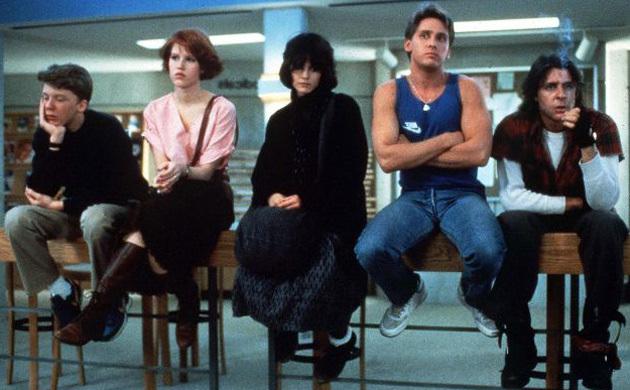『ブレックファスト・クラブ』(1985)