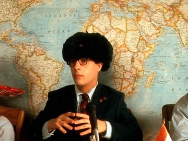天才マックスの世界』(1998)
