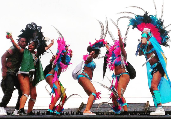 38 colourful Instagrams of Notting Hill Carnival 2015