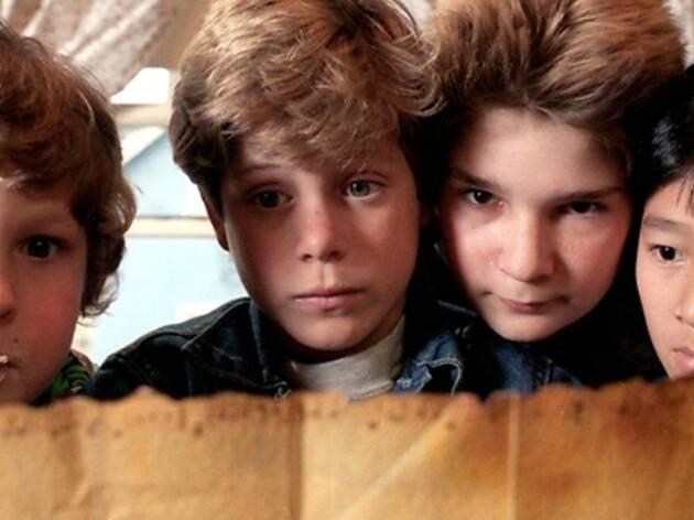 『グーニーズ』(1985)