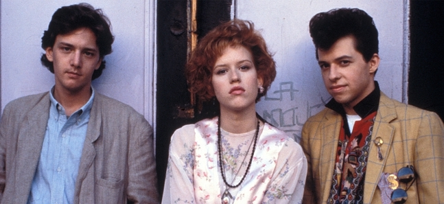 『プリティ・イン・ピンク 恋人たちの街角』(1986)