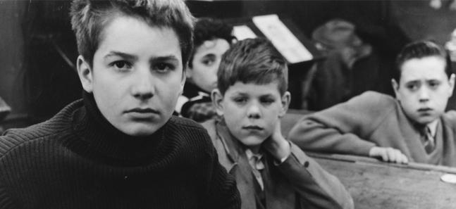 『大人は判ってくれない』(1959)