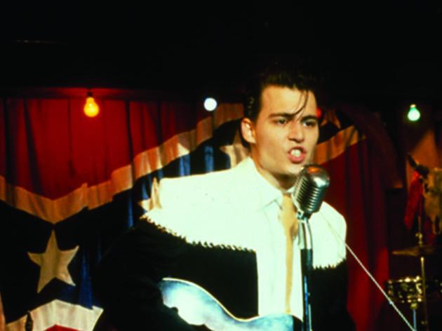 『クライ・ベイビー』(1990)