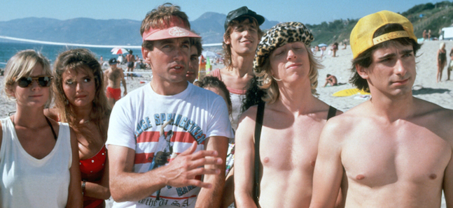 『サマースクール』(1987)