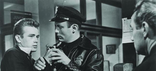 『理由なき反抗』(1955)