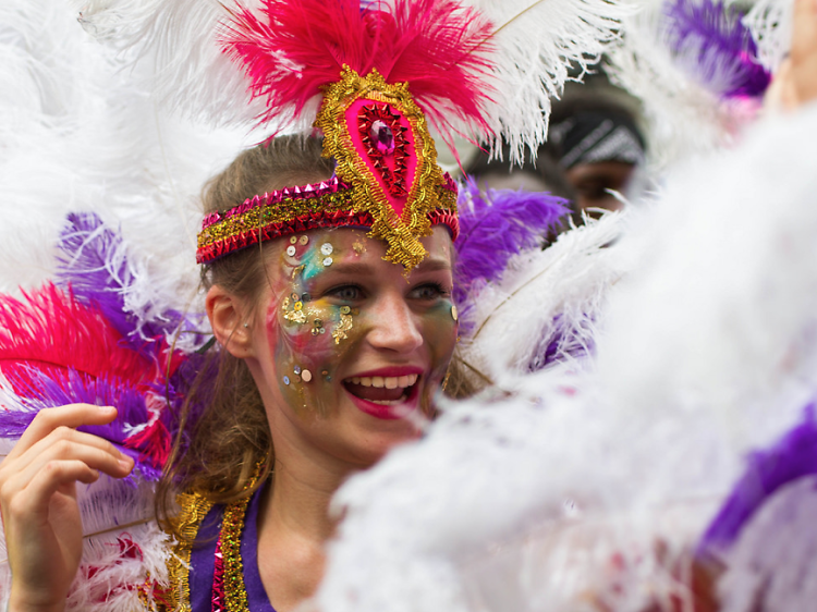 Notting Hill Carnival information