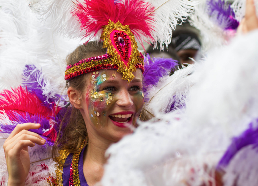 Notting Hill Carnival information