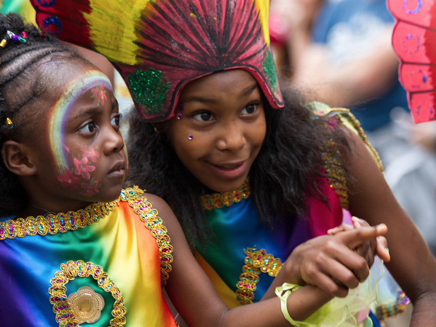 21 vibrant pictures of Notting Hill Carnival