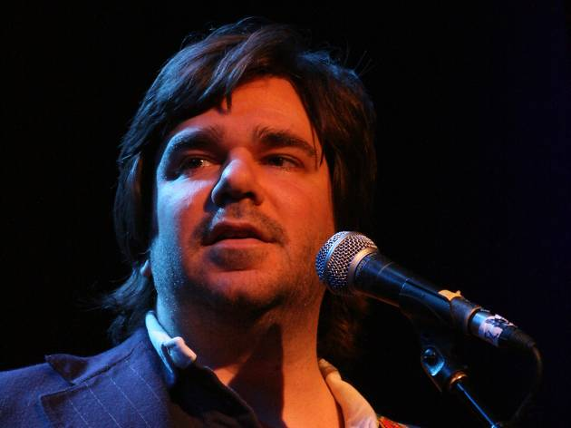 Matt Berry at Gloom Aid, Feeling Gloomy