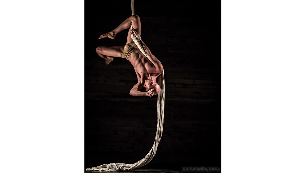 Boys' Night: An All-Male Cirquelesque Revue: Jason Mejias