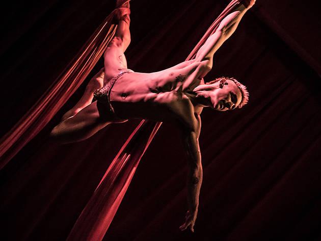 Boys' Night: An All-Male Cirquelesque Revue: Joshua Dean