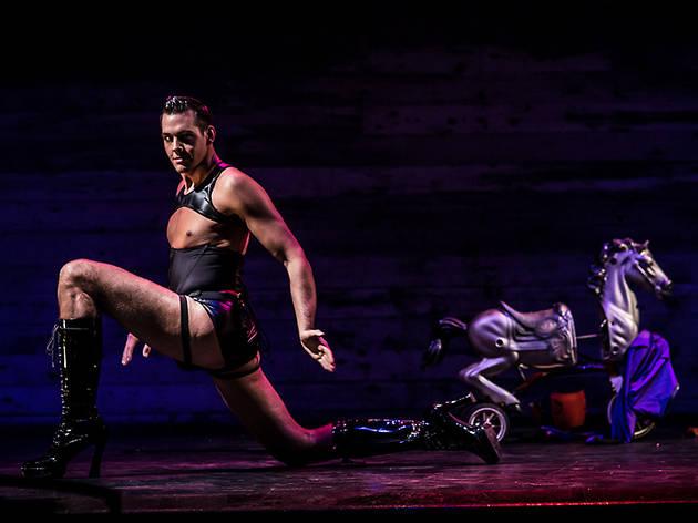 Boys' Night: An All-Male Cirquelesque Revue: Mr. Gorgeous