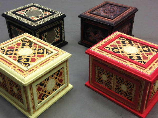 La caja de Alí Babá
