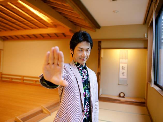インタビュー:野村萬斎