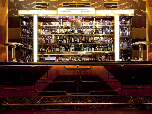 Bar Américain at Brasserie Zédel | Bars and pubs in Soho, London