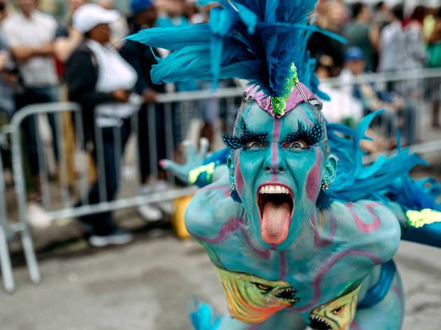 June 20, Mermaid Parade