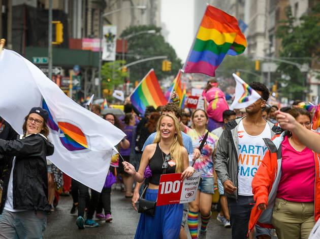 June 28, Pride Parade