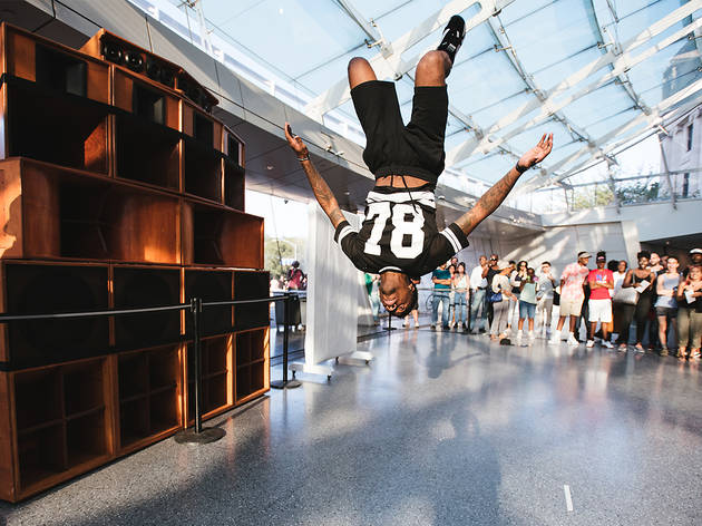 July 16, the Brooklyn Museum Dance-Off