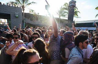 August 1, Full Moon Festival  at the Brooklyn Mirage
