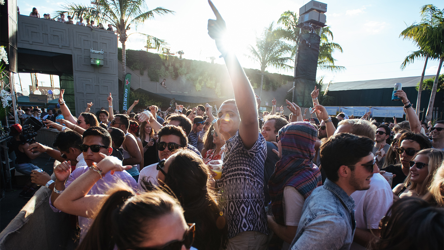 The best summer parties in NYC