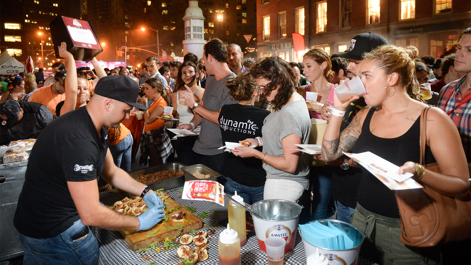 August 19, Time Out New York's Battle of the Burger