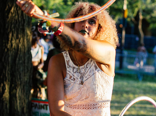 August 22-23, Afropunk Festival at Commodore Berry Park