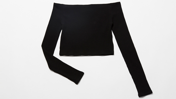 Reformation pine top, $58, at thereformation.com