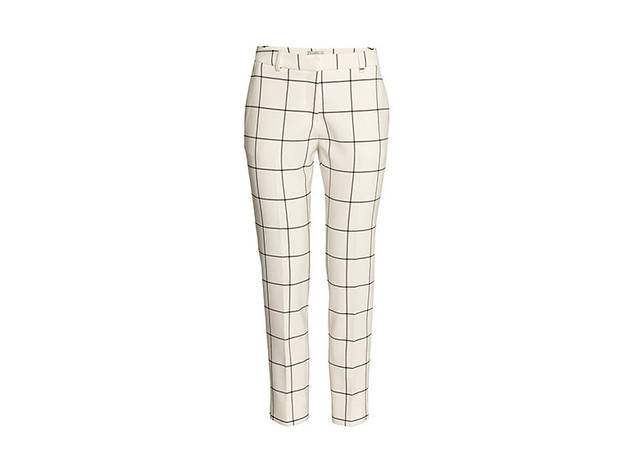 H&M slacks, $35, at hm.com
