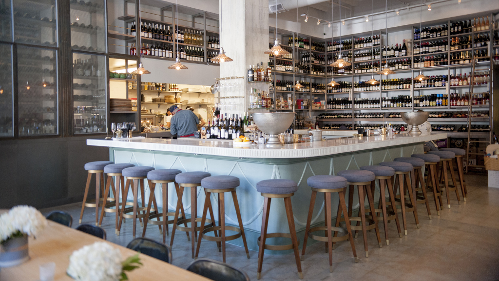 The best wine stores