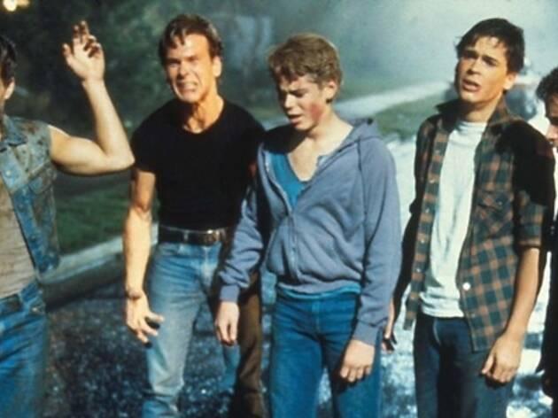 『アウトサイダー』(1983)