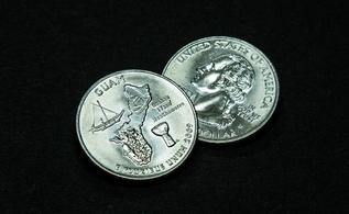 25セント硬貨
