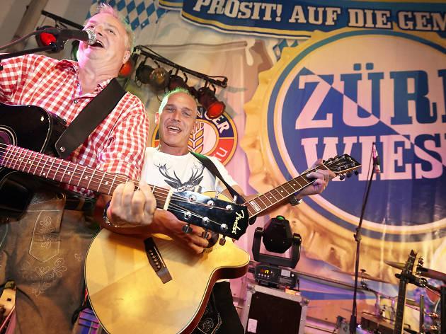 Zuri Wiesn - Oktoberfest in Zurich