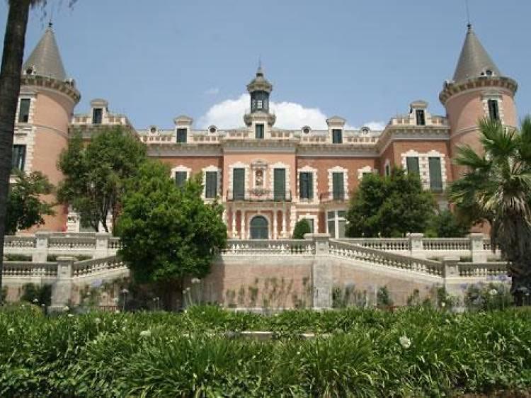 Jardines del Palau de les Heures