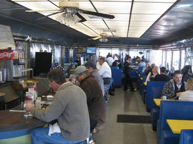 Seaplane Diner