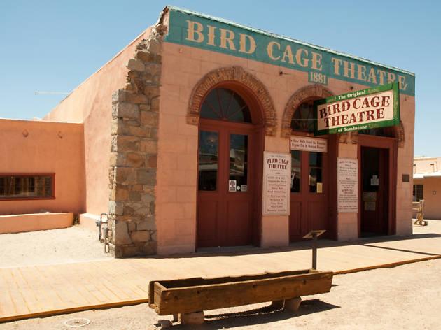 Bird Cage Theatre