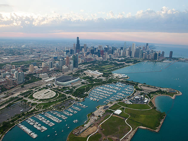 Movies In The Park Northerly Island