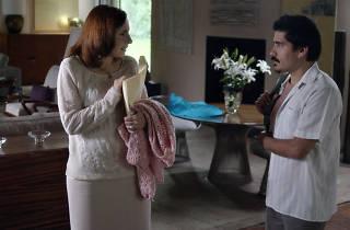 Estreno de la película mexicana Hilda