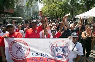 NYC Labor Day Parade