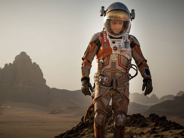 The Martian and four more knockouts from the Toronto International Film Festival