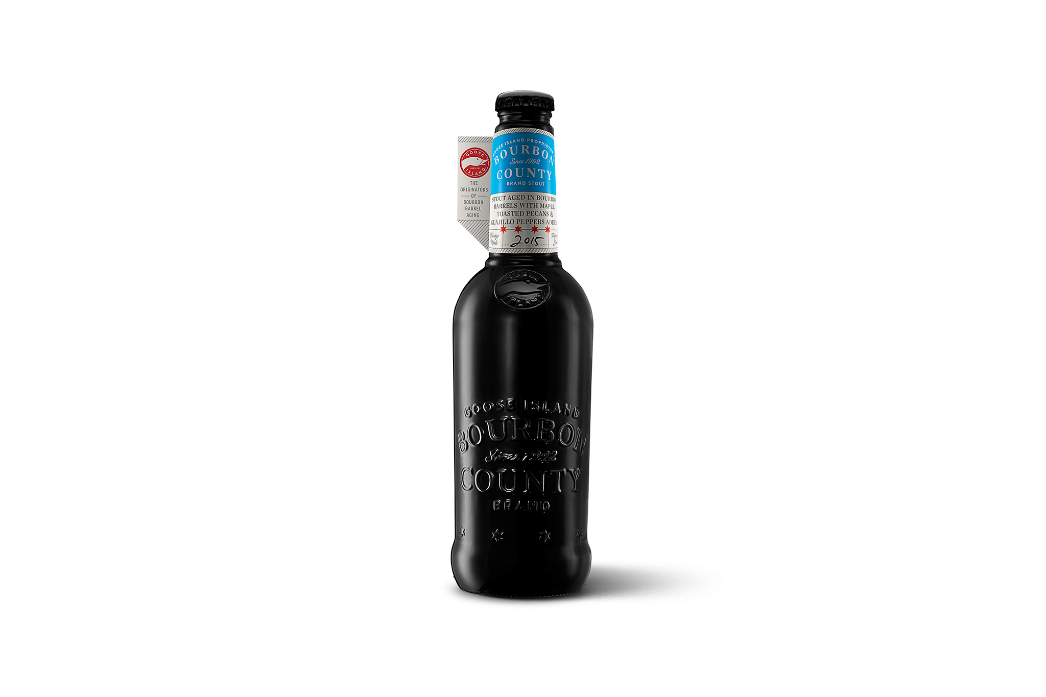 Goose Island Beer Co.'s Proprietor's Bourbon County Brand Stout