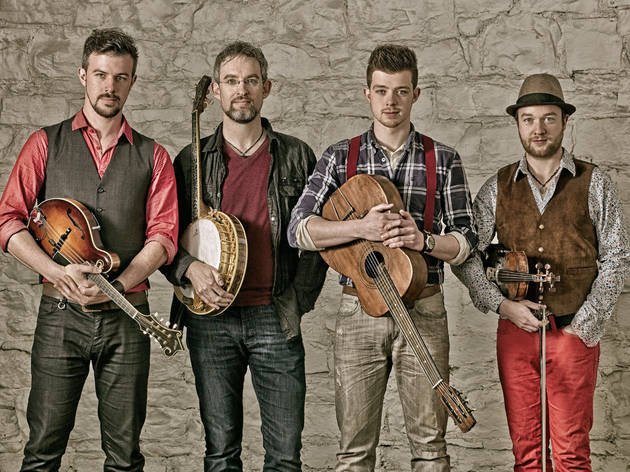 World Music Festival 2015: We Banjo 3 + Maarja Nuut