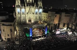 L'Orquestra i el Cor del Liceu a la Mercè