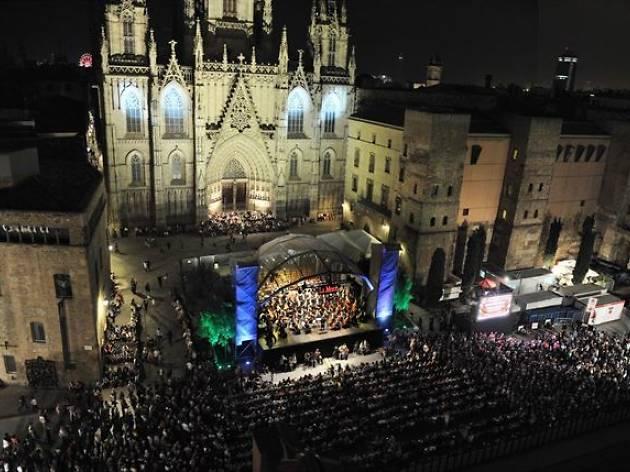 Mercè 2015: Orquesta y Coro del Gran Teatro del Liceu