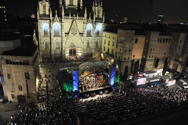 Mercè 2016: Orquesta y Coro del LiceuCor del Gran Teatre del Liceu