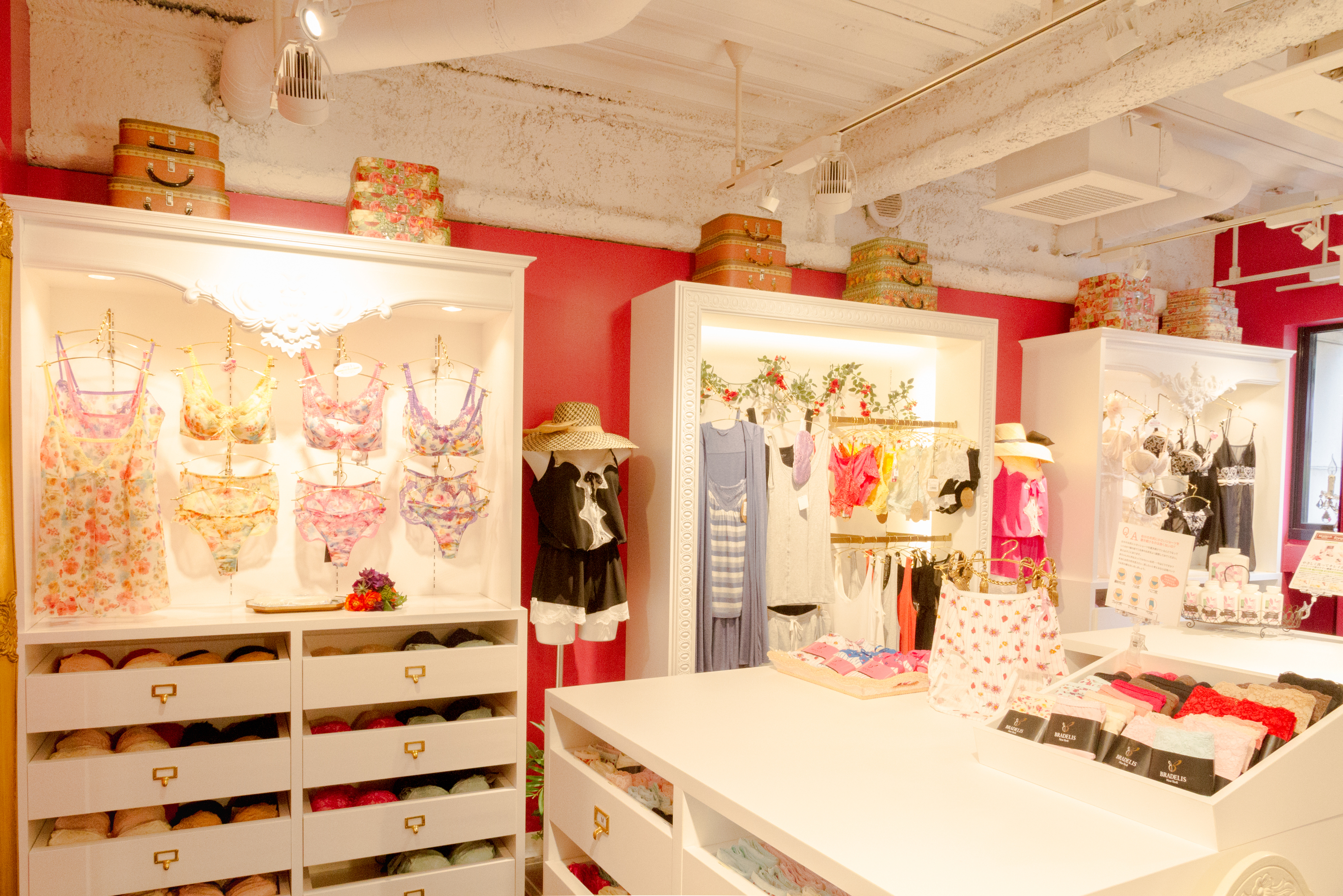 be155fabf Where to buy lingerie in Tokyo