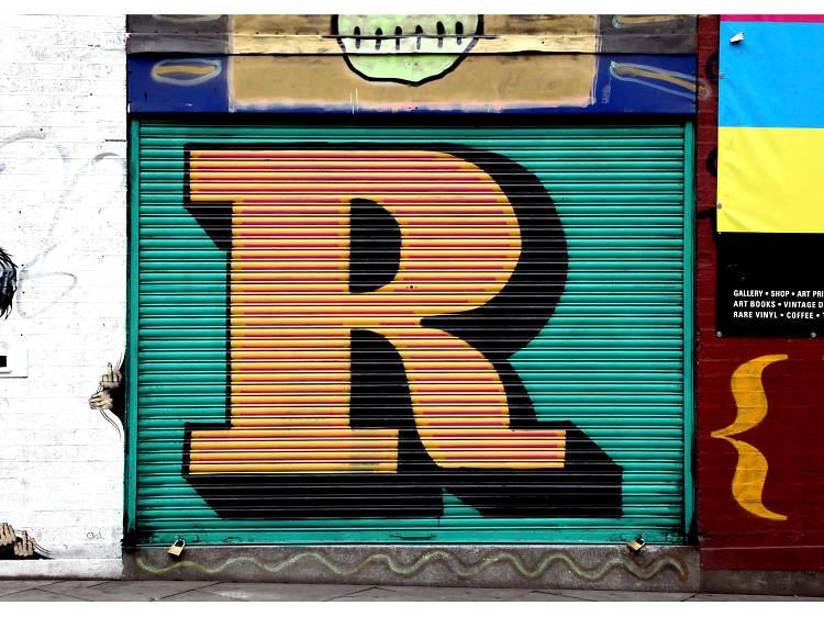 Eine, Rivington Street