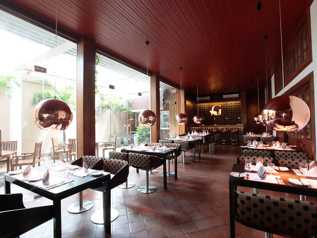 Gerard Mendis Restaurant & Bar