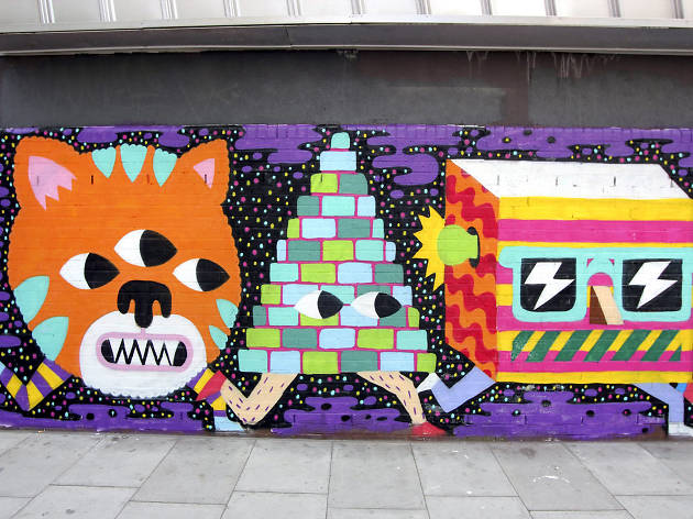 20 iconic works of street art
